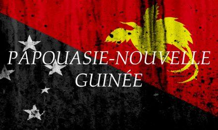 La Papouasie-Nouvelle Guinée