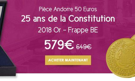 Andorre – 2018