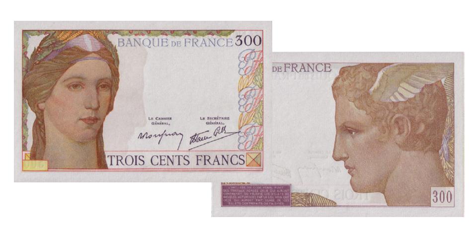 Le 300 Francs Clément Serveau
