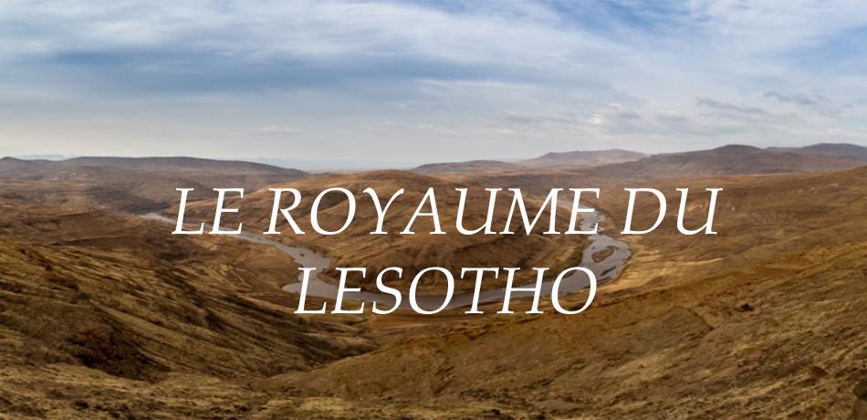 Le Royaume du Lesotho