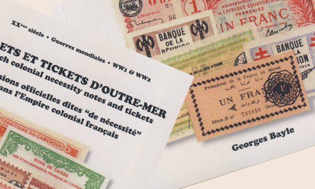 Billets et tickets d'Outre-mer