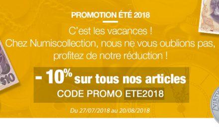 Promotion d'Été 2018