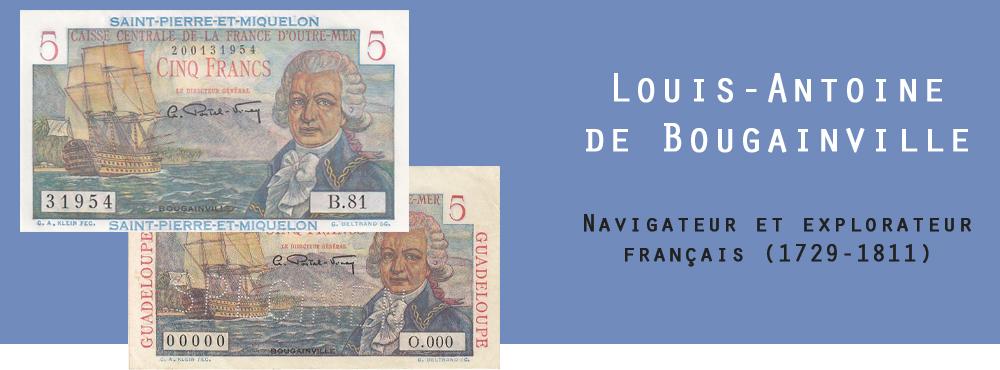 Louis-Antoine de Bougainville – Explorateur Français (1729-1811)