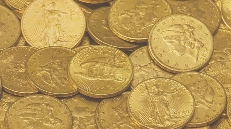 La monnaie en or Double Eagle devient la plus chère du monde